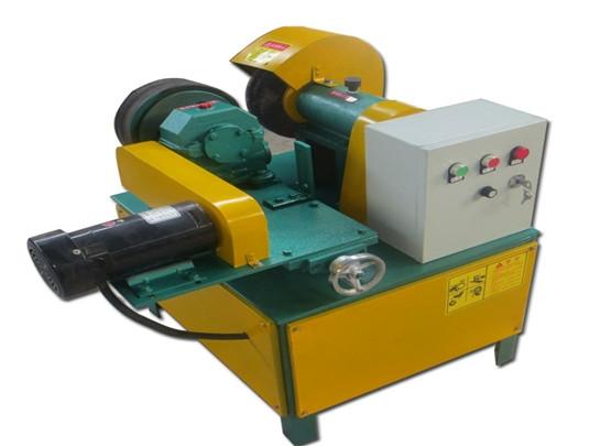 小型自动圆管抛光机